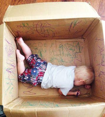 чем занять ребенка игры дома