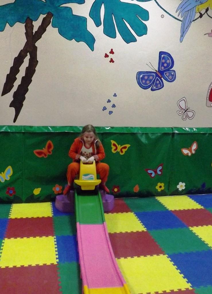 отзыв детский клуб попугай чик мягкий пол для детей