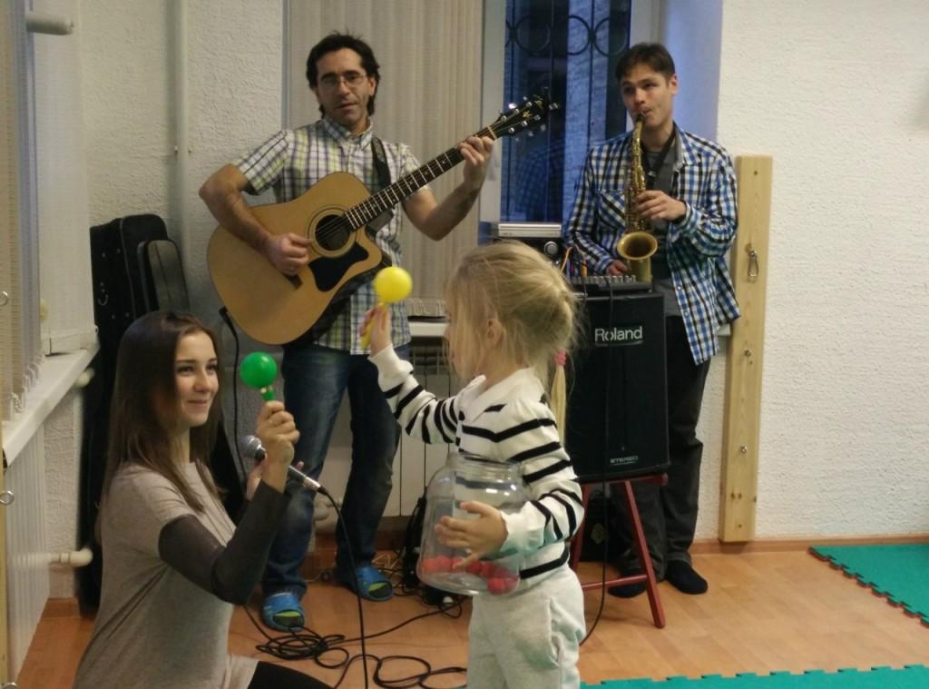проек живая музыка для детей