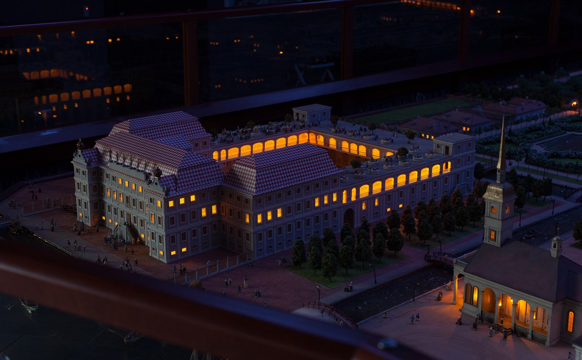 Петергоф в миниатюре отзыв о музее