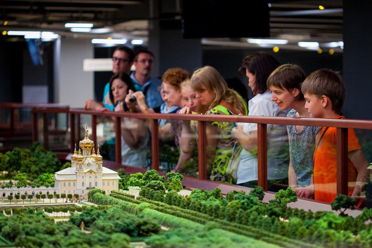 муpей миниатюры в петербурге