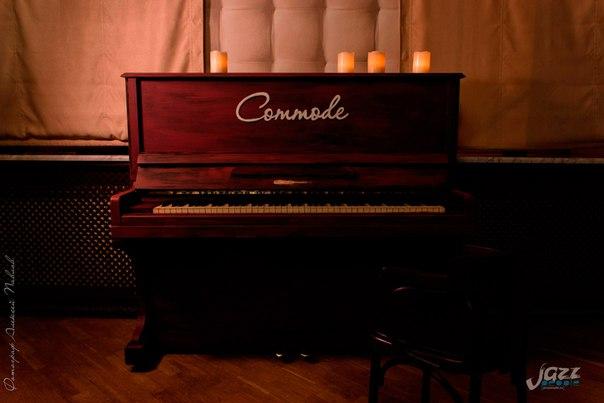 отзыв питерских мам о тайм кафе Comode пианино