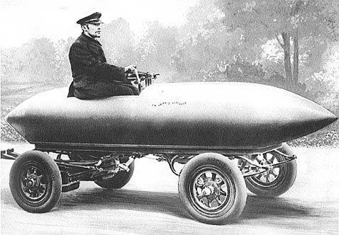 первый электромобиль 1