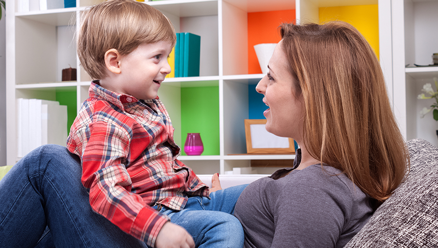 разговор с ребенком 8