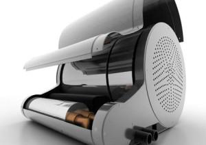 нано Паровая посудомоечная машина