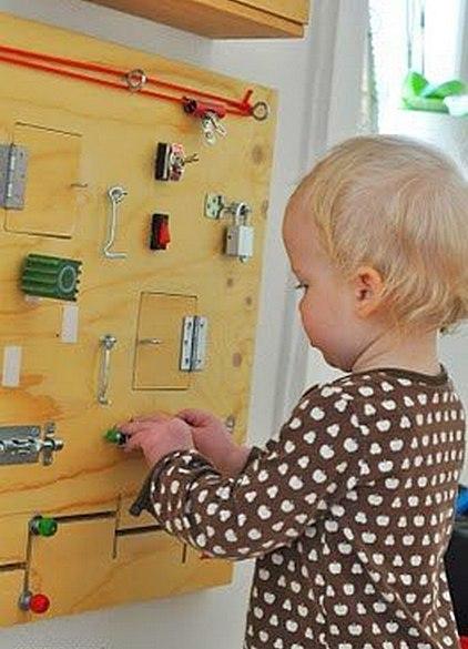 Сделать своими руками для малыша