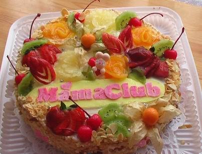 фирменный торт