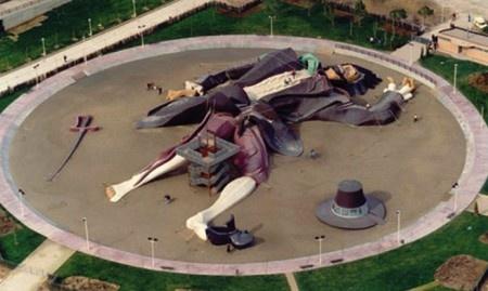гулливер парк в испании