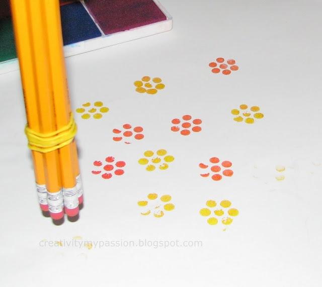 штампики для рисования