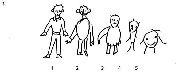 тест готовности ребенка к школе нарисуй дядю