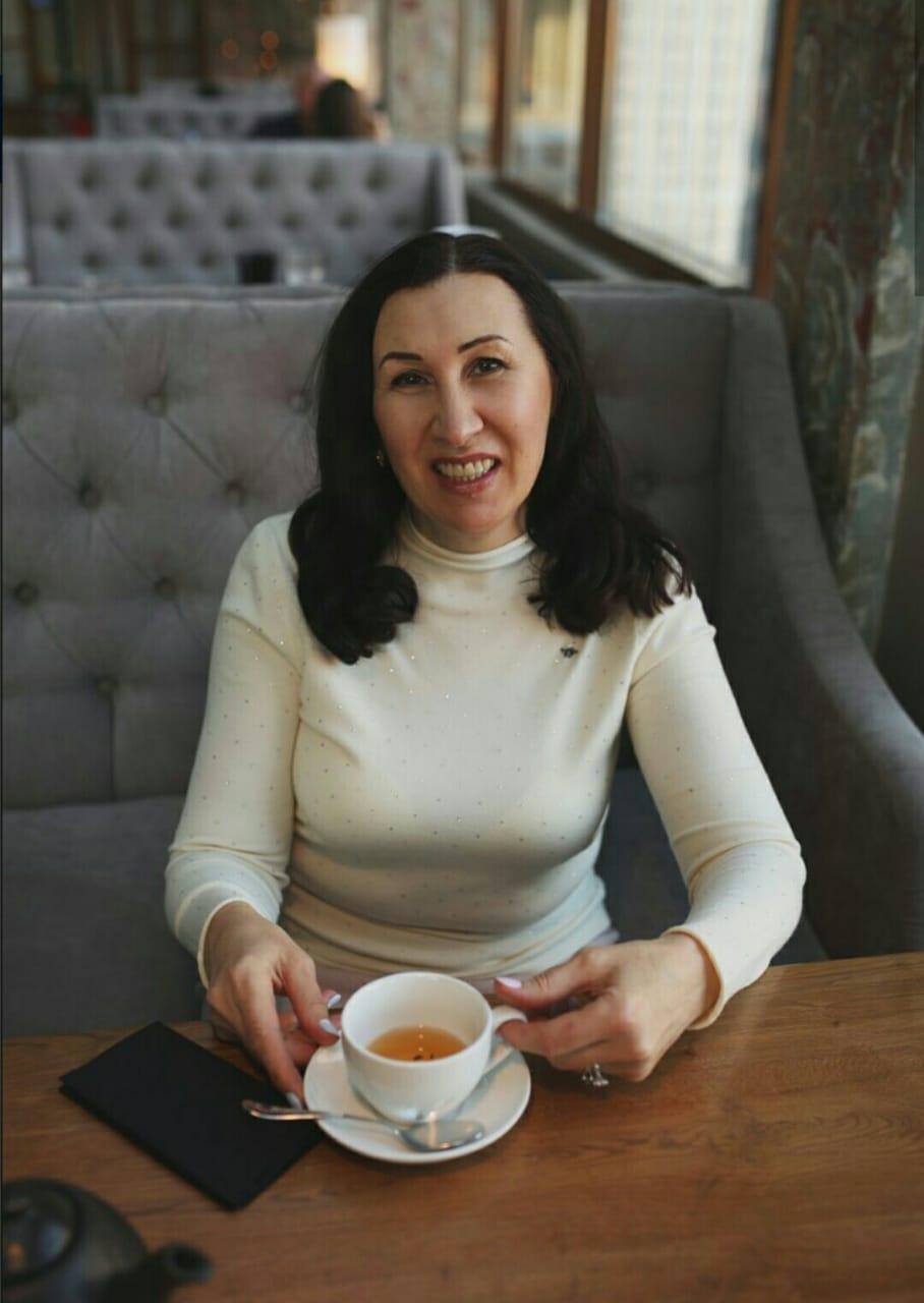Виктория Садовничай семейный психолог Санкт-Петербург
